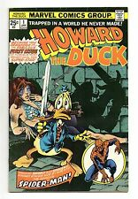 Howard The Duck Vol 1 No 1 Jan 1976 (VFN) Marvel, Bronze Age (1970 - 1979)