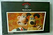 Wallace And Gromit Fx Schmid 500 Piece Puzzle 92246 Say Cheese New