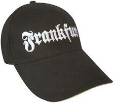 BASEBALLCAP CAP BERRETTO schirmmuetze muetze con stick Francoforte 68893