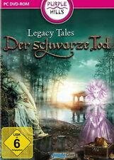 LEGACY TALES * DER SCHWARZE TOD * WIMMELBILD-SPIEL  PC DVD-ROM
