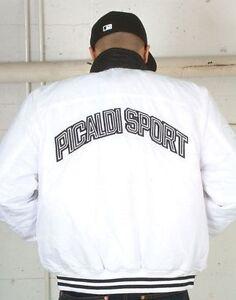 Picaldi 1204 Sportjacke weiß white NEU NUR ab 39,99€!! Günstiger !SONDERANGEBOT!