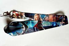 THOR Marvel Avengers Theme ID Card Holder Keys Phone Neck Strap Lanyard UK
