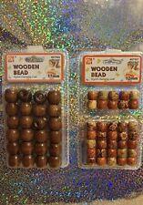 Dreadlock Wooden Beads Wooden Hair Braiding Beads Hair Accessories