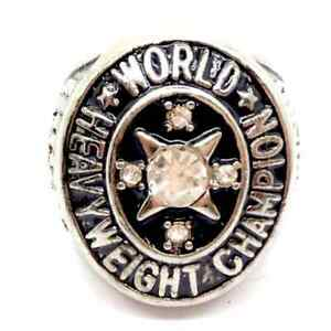 Ring of Rocky Marciano Heavyweight Champion Zero Losses Undefeated All Size 7-14