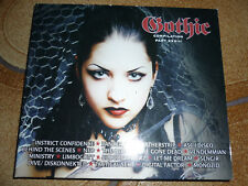 SAMPLER DCD GOTHIC 33 GOTHIC DARKWAVE EBM FADERHEAD OTHER IN STRICT CONFIDENCE