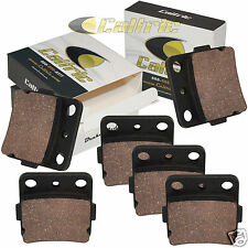 Brake Pads FITS HONDA TRX250X TRX 250 X FOURTRAX 1987-1992 Front Rear Brakes