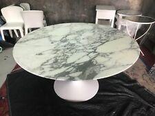 """Knoll Eero Saarinen Tulip Dining Table 54"""" Round 50 Anniversary"""