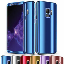 For Samsung Galaxy S8 S9 S10 S20 Note 8 Shockproof Case Cover + Screen Protector
