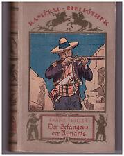 Franz Treller: Der Gefangene der Aimaras; Roman.