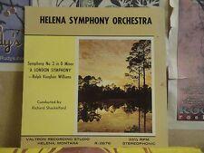 HELENA SYMPHONY ORCHESTRA LONDON SYMPHONY - MONTANA LP R-2676