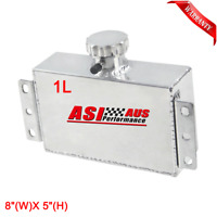 Universal Aluminum Coolant Overflow Expansion Reservoir Fuel Tank Custom