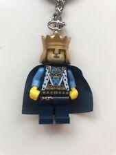 LEGO MINIFIGURE  850884 - CASTLE KING  KEY CHAIN /KEYRING BRAND NEW