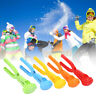 WR_ WINTER OUTDOOR SNOW BALL MAKER SCOOP CLAMP SAND CLIP MOLD TOOL KIDS TOY