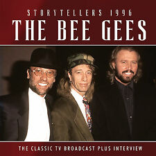 BEE GEES New Sealed 2017 LIVE 1996 CONCERT & INTERVIEW CD
