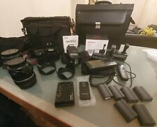 Canon EOS 40D 10.1MP Digital SLR - Professional Camara Kit multiple Accessories