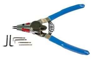 QUICK CHANGE CIRCLIP PLIERS INT/EXT Tools Pliers - QUICK CHANGE CIRCLIP
