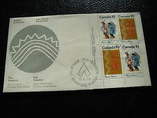 CANADA - enveloppe 1er jour 17/9/1976 (cy53)