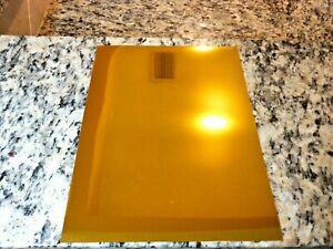 HD Metal - Gold Inkjet Printable HD Metal - ten 8.5X11 sheets
