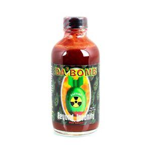 """DA BOMB BEYOND INSANITY"" - Original Juan - Extreme Heat Chilli Extract!"