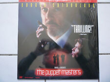 The Puppet Masters (Sci Fi Heinlein Donald Sutherland Rare US Laserdisc 1994!!!)