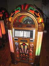950 Jukebox AMI Rowe Laser Nostalgia Bubbler plays 100 CD's Like New! Antique Ap
