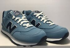 New Balance Womens Size 11 NB 574 Blue Athlethic Walking Sneakers Shoes WL574HRV