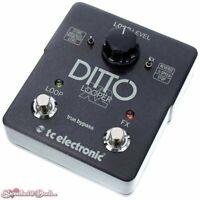 TC Electronic Ditto X2 Looper - Guitar Loop Guitar Effect Pedal