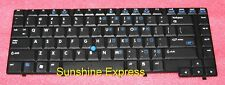 OEM HP 446448-001 PK1300Q0500 K070502A1 US Keyboard for HP Compaq 6910p Laptop