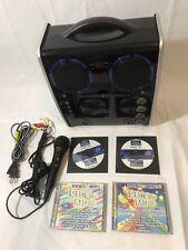 The Singing Machine Karaoke System SML-383