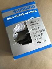 Shimano Deore BR-M6000 Disc Brake Caliper with Resin Pads Front or Rear Black