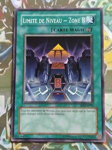 Yu-gi-oh Limite De Niveau - Zone B - AST-FR092