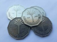 commemorative Iraq Saddam Hussien Non-Aligned Movement coin 1982 1 Dinar vintage