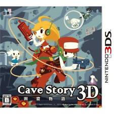 Used 3DS Cave Story 3D Japan Import