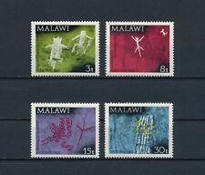 Malawi  186-9  MNH, Rock Paintings, 1972