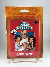 Dukes of Hazzard CARD GAME new unopened ss sealed IGI UNO