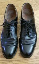 Men's Vintage Oxfords Great Vintage Shape All Leather Unbranded 10.5  Quality!