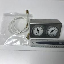 Ashcroft 595-06 psi & Vacuum Gauge