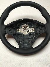 New BMW F22 F30 F34 2 3 4 Series Sport Steering Wheel Black Leather 32306854755
