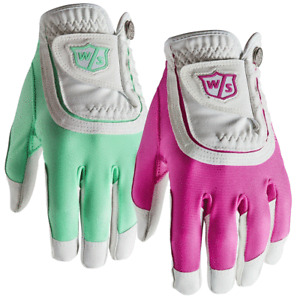 WILSON STAFF LADIES FIT ALL ONE SIZE FITS ALL GOLF GLOVE / MULTIBUY DISCOUNTS