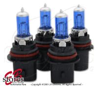 12V 100/80w 9004 Super White 5000K Xenon Gas HID High Low Beam Light Bulb 4pcs