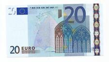 billet   20 EURO - France (Trichet)  2002 - L070G3  -  U49600964525  Neuf