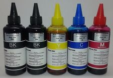 500ml Refill Ink for Epson Compatible WF 3640 3630 3620 7610 7620 7110 252 T2521