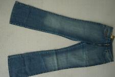 WRANGLER Tina Jeans regular bootcut stretch Hose 28/32 W28 L32 blau NEU #E37