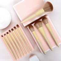 11PCS Professional Makeup Brushes Set Cosmetic Face Powder Eyeshadow Brush Kit