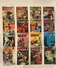 30 JONNY QUEST 1986 COMICO #1-23 RUN (-7) + REAL ADVENTURES #1-12 COMPLETE SET