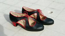 Flamenco chaussures professionnels de Begoña Cevera. NEUF Taille 41
