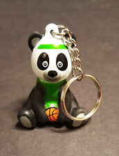 NEW AMERICAN Heart ASSOCIATION ZOO CREW Key chain ring JADE the PANDA Keychain