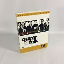 Queer As Folk The Complete Second Season Collectors Edition 2003 Showcase
