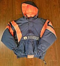 Auburn University 90's Starter Puff Coat Jacket Mens XL 🔥RARE🔥