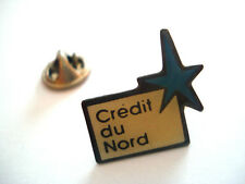 PINS STAR ETOILE CREDIT DU NORD BANQUE